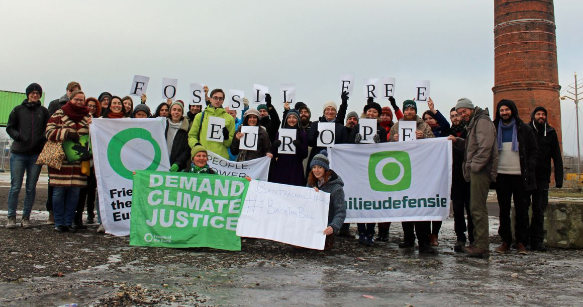 Friends of the Earth Launches 'BIG ASK' Climate Campaign Across Europe