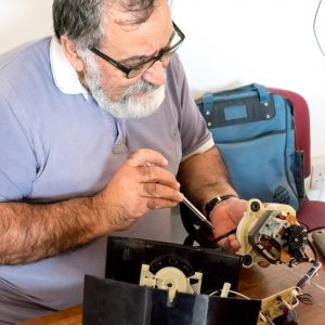 Repair Café: a returning event at our Green Resource Centre