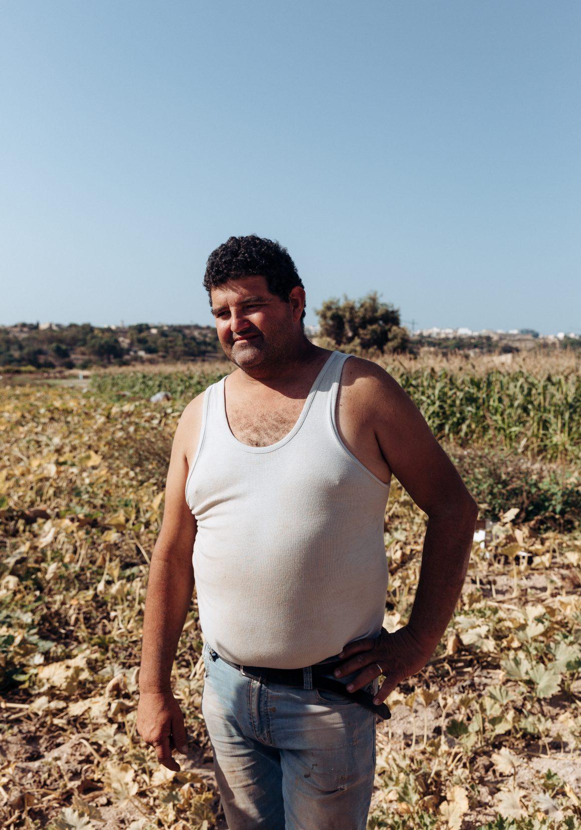 """Bidwi milqut mill-Proġett Central Link: """"Għinu 'l-bdiewa… sejrin lura mhux 'l-quddiem."""""""