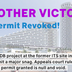 db permit revocation: the people can make a difference