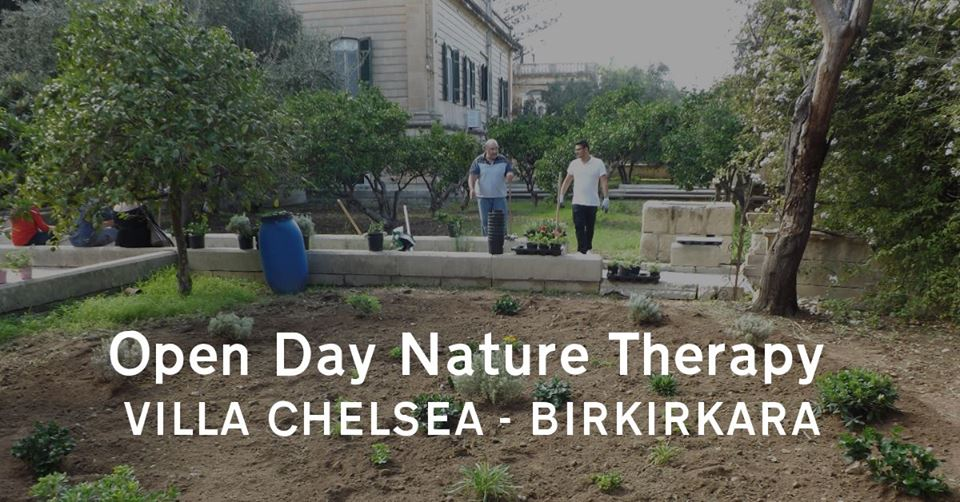 Open Day Nature Therapy