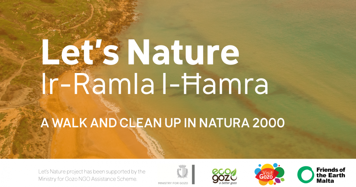 Ir-Ramla l-Hamra – Let's Nature
