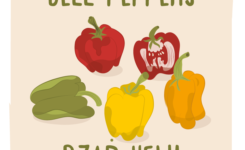 What's in Season: August – Peppers