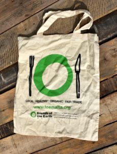 Food Cloth Bag - €5