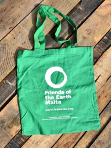 Cloth Bag - €5