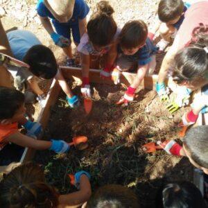 Ġnien Naqra Qatra Ecological Reading Garden