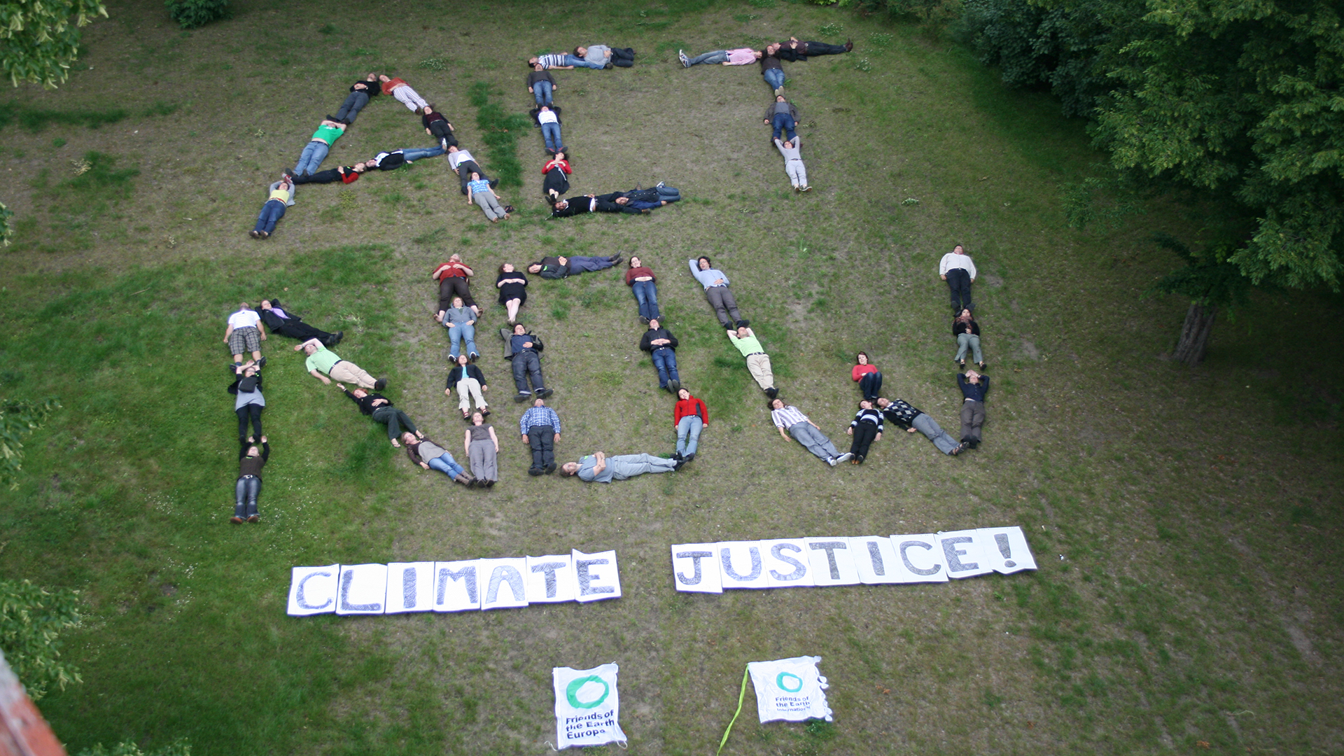 Act Now Climate Justice