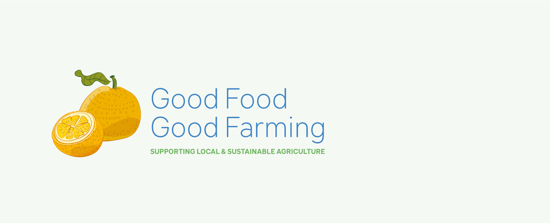 Good Food Good Farming
