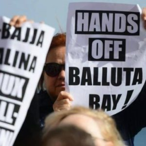 Local Council and NGOs welcome Planning Commission decision to recommend refusal for private jetty in Balluta Bay