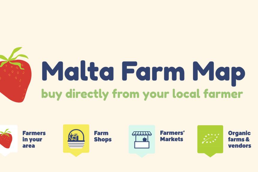 FoE Malta launches Malta Farm Map
