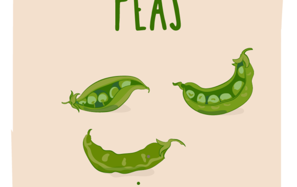 What's in Season: April – Peas