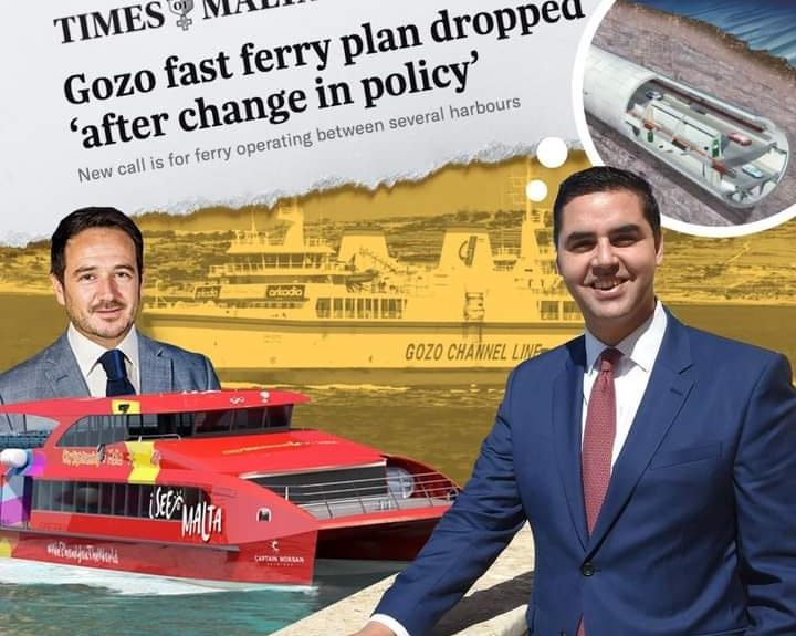 Organisations disappointed over dropping of fast-ferry service proposal
