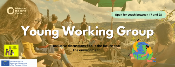 Graphic for Young Working Group
