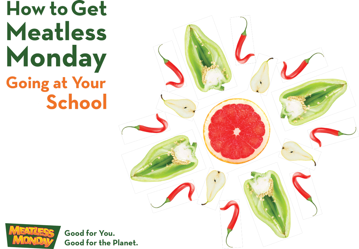 Meatless Mondays School Guide