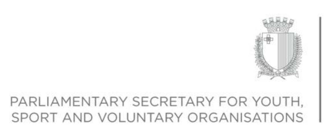 Parliamentary Secretary for Voluntary Organisations logo