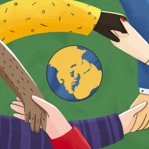 Solidarity – a core value for Friends of the Earth