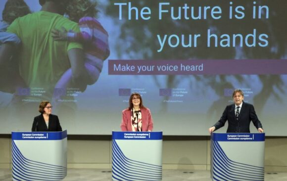 Have your say on the future of the EU!