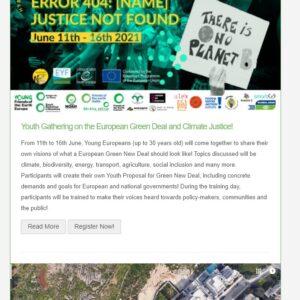FoE Malta Newsletter – June