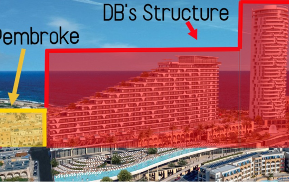 DB's monster in Pembroke recommended for approval