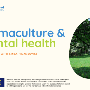 Permaculture and mental health