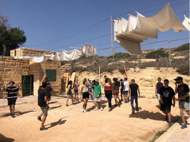 Youth Nature Camp – 2-day live-in
