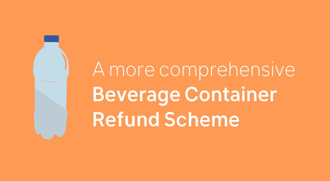 FoE Malta proposes a more comprehensive Beverage Container Refund Scheme