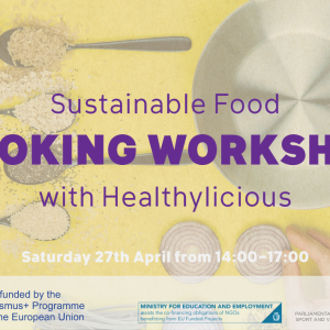 Sustainable Cooking Workshop with Healthylicious
