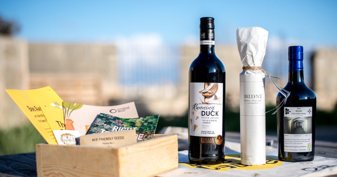 'Good For The Planet' Christmas Hampers