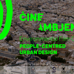 ĊINE'AMBJENT #3 — People-Centred Urban Design
