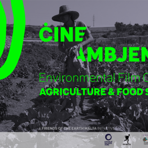 ĊINE'AMBJENT #6 — Agriculture and Food Systems