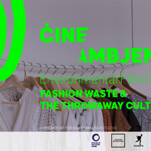 ĊINE'AMBJENT #10 — Fashion Industry and Waste