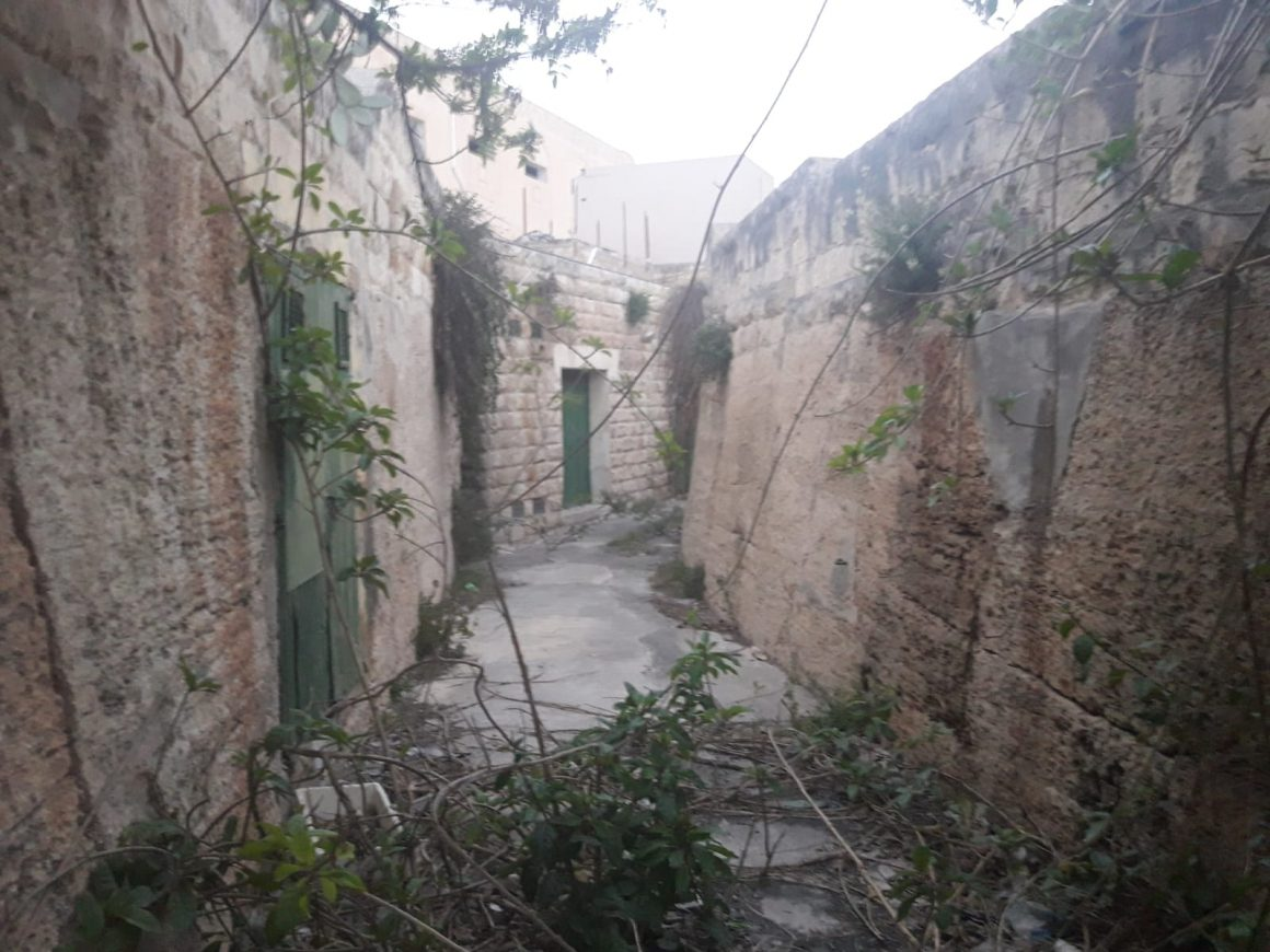Undeclared plans of Cold War facility underneath St. George's Barracks revealed – NGOs request Emergency Conservation Order