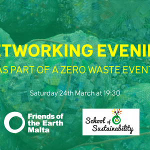 Networking Evening – Waste