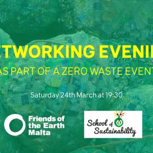 Networking Evening – Waste