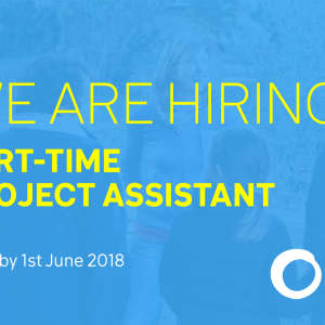 Project Assistant (Part-time) Ref:1803