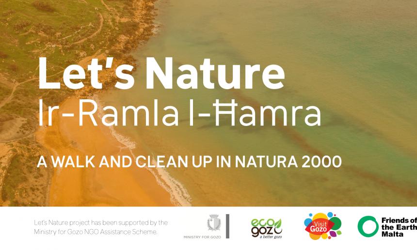 Ir-Ramla l-Hamra – Let's Nature