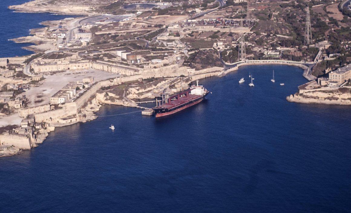 Oil Dumping at Maghtab