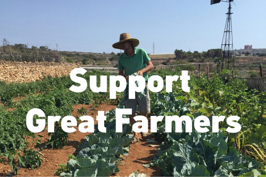 Great farmers produce great food, but they also take care of our rural environment. Find out how to support their good deeds.
