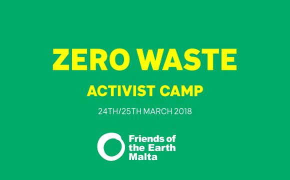 Zero Waste Camp