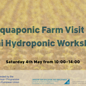 Aquaponic Farm Visit & Mini Hydroponic Workshop