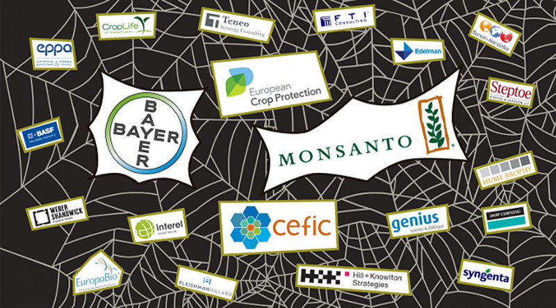 Untangling the Bayer-Monsanto merger web